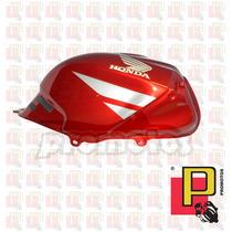 Tanque De Combustível Honda Twister Vermelho + Kit Carenagem