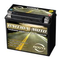 Bateria Selada Route Xtz20ls Free Man P/ Motos 12 Volts 20ah