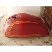 Tanque De Combustivel Vermelho Boia Honda Cb 400 450