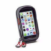 Bolsa Givi S956b Para Iphone 6 Em Guidão De Moto