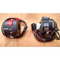 Chave Luz Interruptor Direito Esquerdo Honda Cbx 200 Strada
