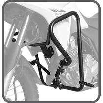 Protetor De Motor E Carenagem Xre 300 Com Pedaleiras