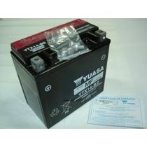 Bateria Ytx14-bs Yuasa Quadriciclo Fortrax: Trx300/350/400