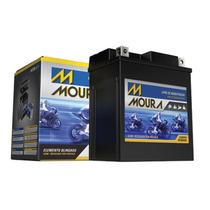 Bateria Moto Moura 18ah 12v Ma18-d ( Yuasa Ytx20l-bs )