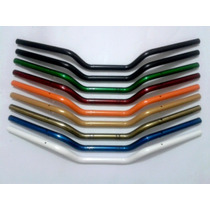 Guidão Oxxy Esportivo Colorido Xj6/hornet/bandit/cb300/fazer