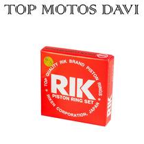Jogo Anel Pistão Rik Moto Honda Cbx 750f 1.00