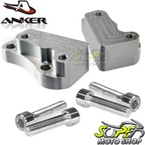 Riser Anker Recuado Para Guidão Versys 650 2009... Kawasaki