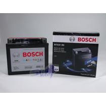 Bateria De Moto Bosch Gel Kawasaki Ninja 650 R 2006 Até 2011