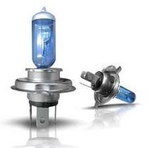 Lampada Super Branca H4 35/35w Titan Fan 125 / 150 Promoçao