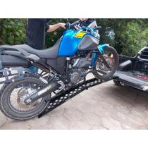 Rampa Transporte Motos Dobravel