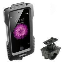Interphone Suporte Para Moto Guidão Pro Case Iphone 6 Plus
