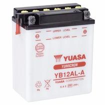 Bateria Yuasa Yb12al-a Ténéré Aprilia650 Rsv Virago535