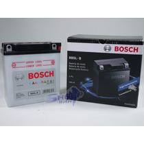 Bateria De Moto Bosch Yamaha Xtz 125 Ano 2002 Até 2013 Bb5l