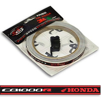 Adesivo Friso Fita De Roda P Moto Honda Cb1000r Speed Style