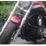 Mata Cachorro Harley-davidosn Sportster Xl 1200 Ca Preto