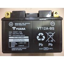 Bateria Yuasa Yt12a-bs Suzuki Gsx 1300r / Hayabusa / Bandit