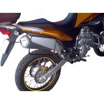 Suporte Afastador Alforge Para Honda Xre300 Alforje Xre 300