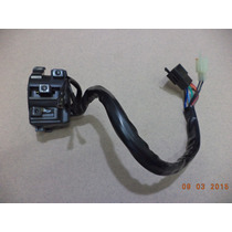 Chave Interruptor Luz Farol / Piscas Honda Xr 250 Tornado