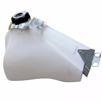 Tanque Plástico Combustível Yamaha Dt180 Branco Gilimoto