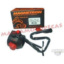Punho Luz E Partida Cb 450 Magnetron (par)