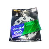 Kit Relação Virago 250 C/corrente Kmc S/retentor 520h X 116l