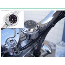 Relogio De Guidao Harley Davidson E Moto Custom