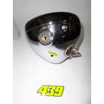 Farol Suzuki Intruder 125 Original Completo C/ Lâmpada