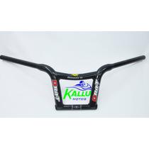 Guidão Drift Mônaco Alto Preto - Kallu Motos