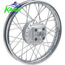 Roda Dianteira Ybr 125 Factor Tambor Diafrag Kallu Motos