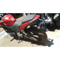 Sucata D Moto Para Peças Honda Cb500rr Modelo 2012 2013 2014