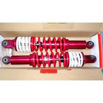 Amortecedor C/ Regulagem Titan 125/150 Fan / Ybr Vermelho