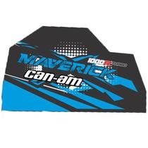 Capa Personalizada Utv Can Am Maverick 1000r Turbo Azul