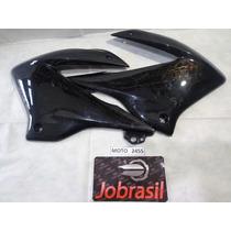 Moto 2455 Aba Tanque Honda Nxr Bros 125-150 Até 2008 Preto M