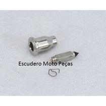 Kit Agulha Sede Da Boia Yamaha Neo 110/ Factor 125/xtz 125