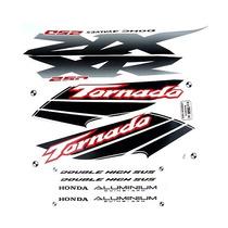 Adesivo Tornado 2003 Branca Kit