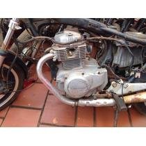 Virabrequim Honda Cb400 Original C Bielas E Bronzinas