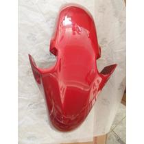 Paralama Dianteiro Cb 300 Com Abs 2013 Vermelha Original