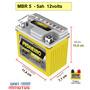 Bateria De Moto Honda Cg Titan 125 Ks Ytx5-bs 5ah
