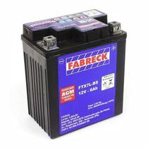 Bateria 7 Amp. Fabreck Twister/falcon/cb300/fazer/hornet