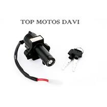 Chave Ignição Moto Honda Twister 250 ../05 Bros 125/150