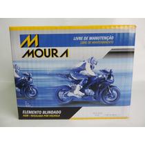 Bateria Moura Ma5-d Ytx5l-bs Titan Cg Fan 125 150 Biz Xls