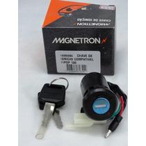 Chave De Ignição Honda Pop 100 Marca: Magnetron