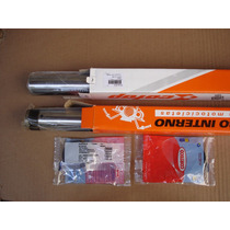 Cilindro Bengala Falcon Nx400 Cofap C/ Retentor Corteco Par