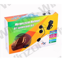 Promoçao Intercomunicador Para Moto/ No Capacete/