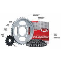 Kit Relação Honda Cg Titan 150 Ks/es/esd/fan/mix - Vaz