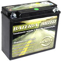 Bateria Moto Honda Cbx 200 Strada 1993 Ate 2002 - 8 Ampéres