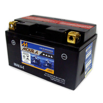 Bateria Moura Ma8,6-e Hornet 2008 2009 2010 2011 2012 2013 4