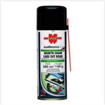 Lubrificante Especial Para Corrente Wurth Chain Lube 200ml