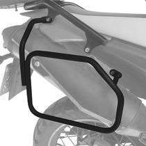 Afastador Alforges / Malas Laterais Tubular Yamaha Xt660r Sc