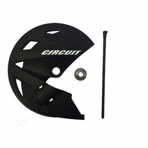 Protetor De Disco Carbono Circuit Bros 150 Com Frete Grátis